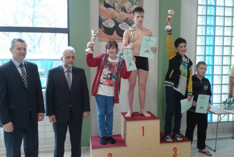 Mistrzostwa Szkół Podstawowych w Indywidualnym i Sztafetowym Pływaniu o Puchar Wójta Gminy Nieporęt