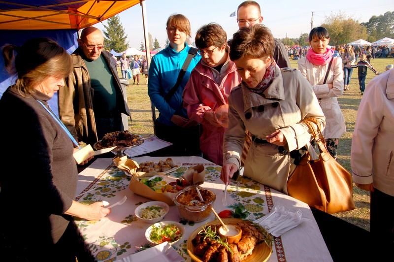Gminne Dożynki 2013 – Święto Ziemniaka