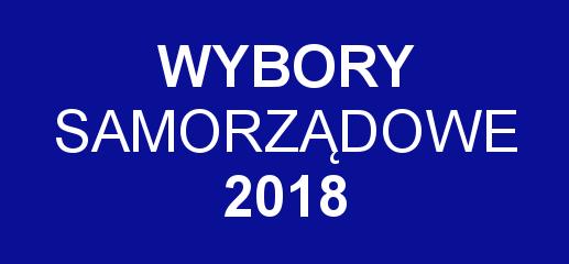Wybory samorządowea 2018