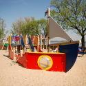 Plac zabaw na Dzikiej plaży