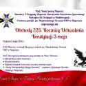 Obchody 225 Rocznicy Uchwalenia Konstytucji 3 maja