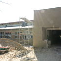 Rozbudowa szkoły w Józefowie (kwiecień 2016)