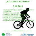 """Wycieczka rowerowa """"Szlakiem Historii"""""""