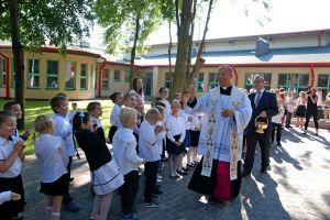 Galeria zdjęć: Inauguracja roku szkolnego w SP Józefów