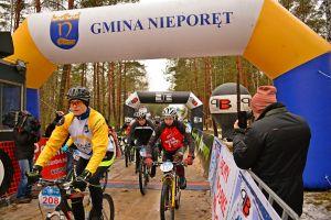 Galeria zdjęć: Zimowy Poland Bike Marathon w Nieporęcie