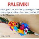 Palemki – warsztaty