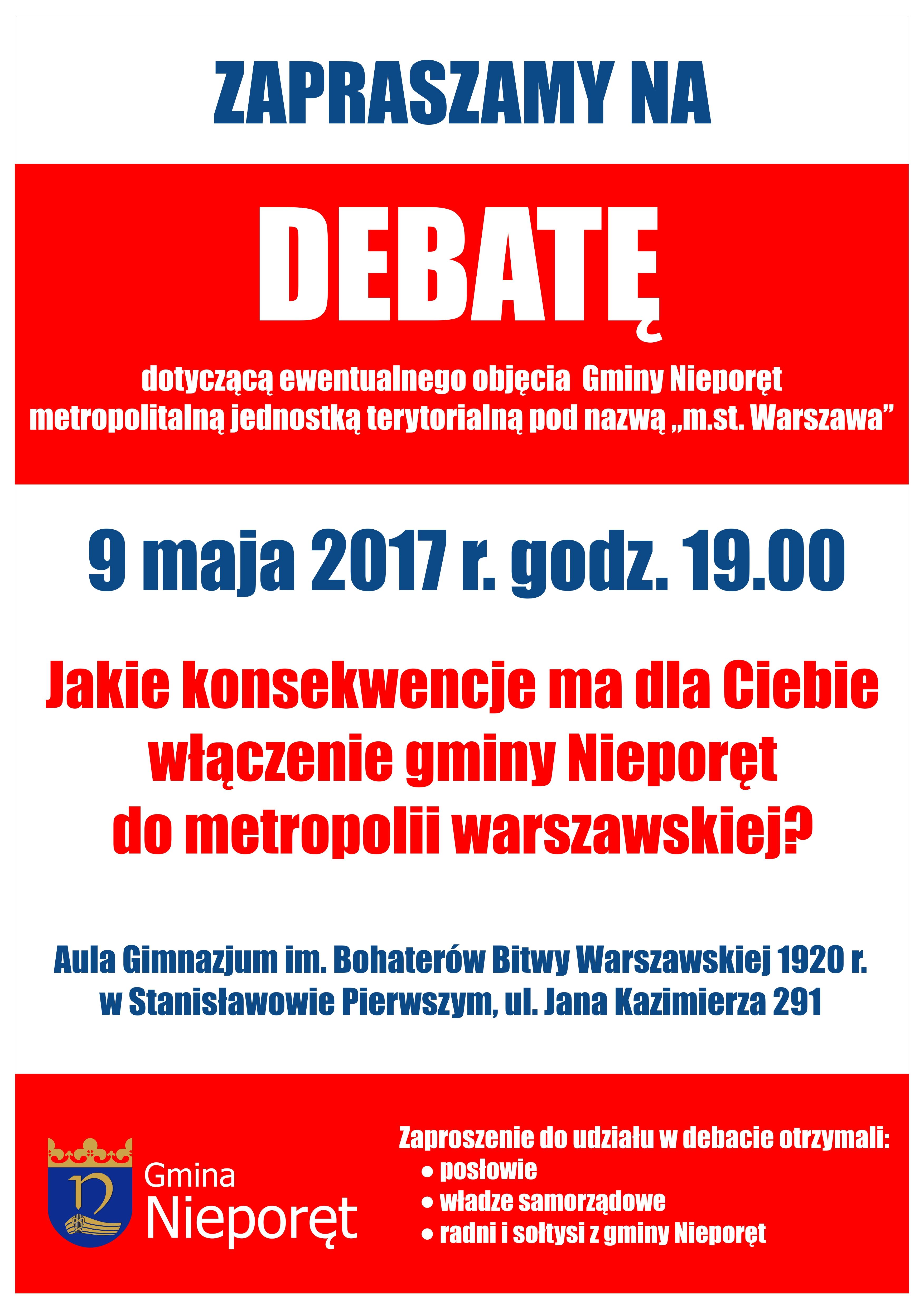 debata gotowe