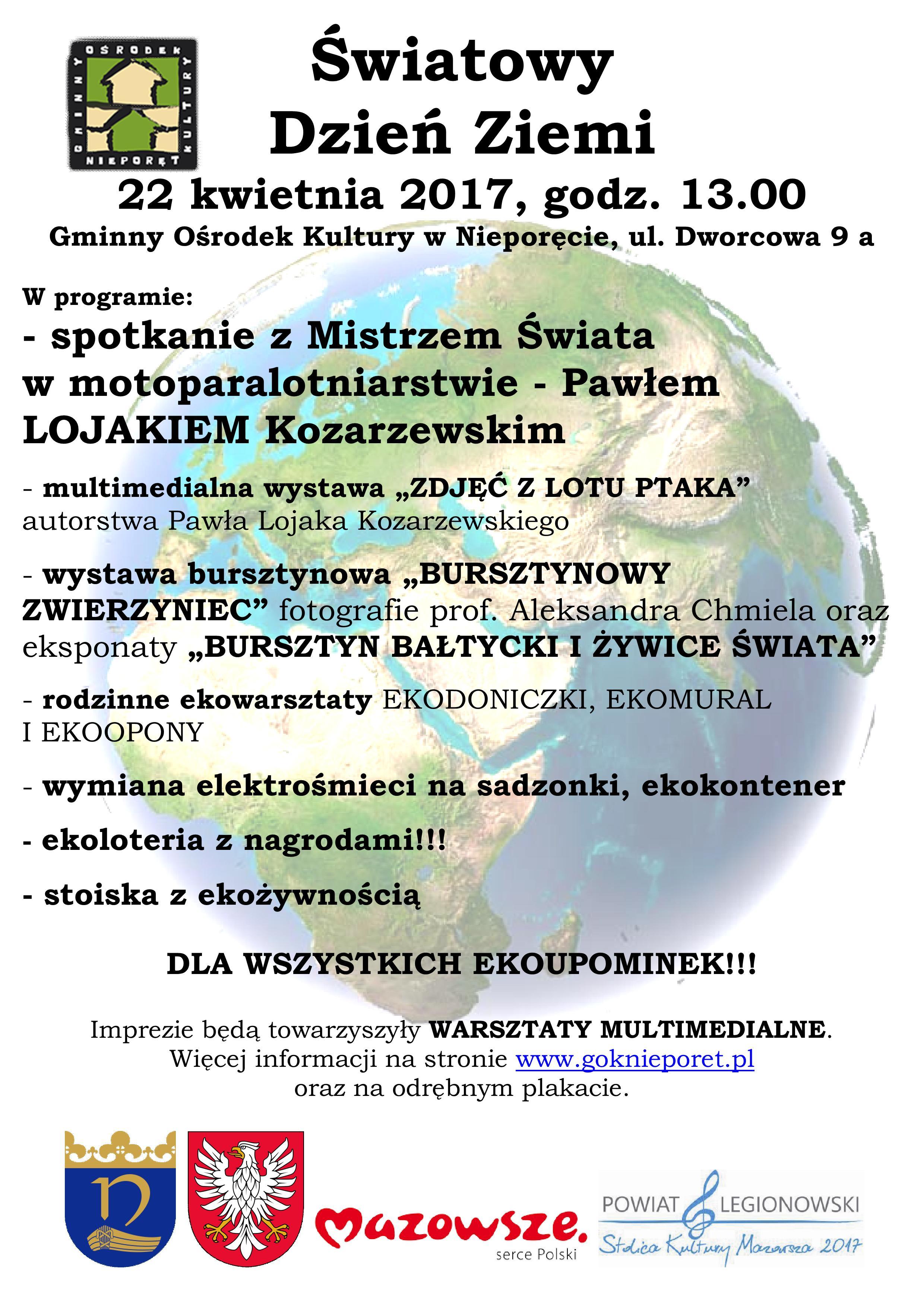 Światowy Dzień Ziemi - plakat3_1