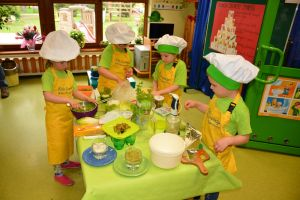 Galeria zdjęć: Zdrowe odżywianie od przedszkola w Zegrzu Południowym