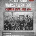78. rocznica wybuchu Powstania Warszawskiego
