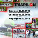 Triathlon Series w gminie  Nieporęt
