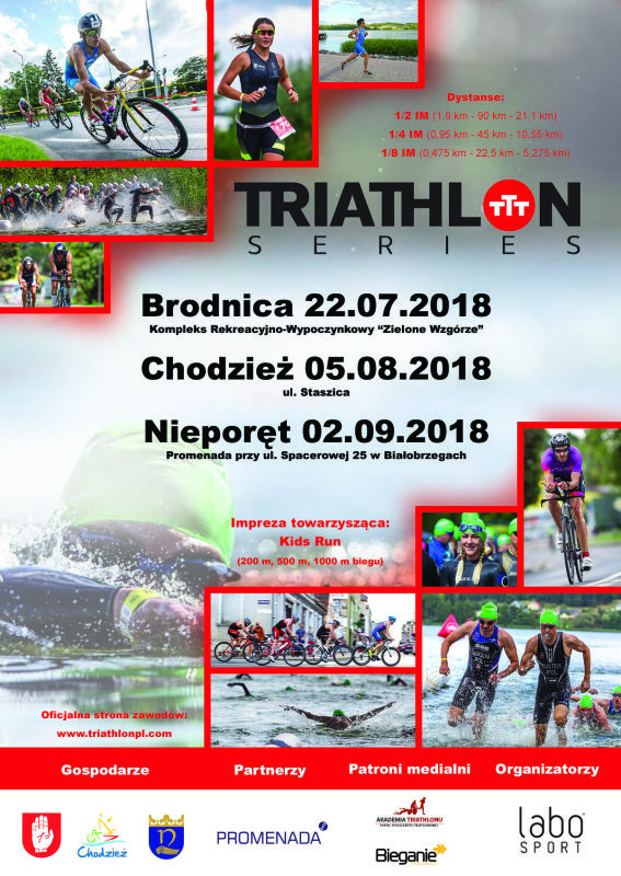 Triathlon Series Nieporęt 1/8 IM