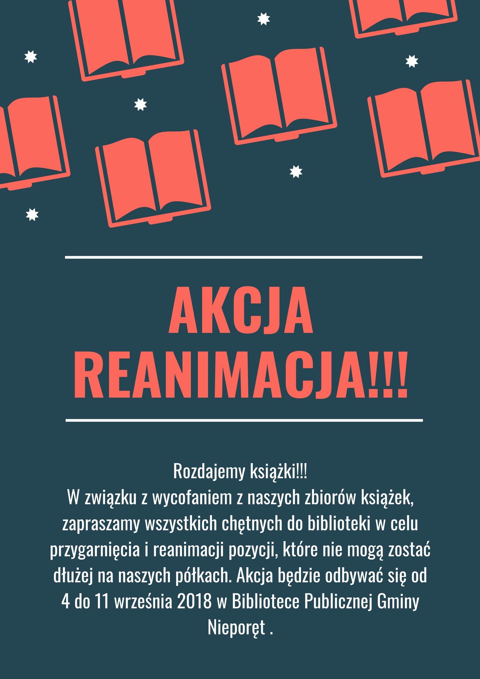 Rozdajemy książki!!!