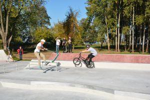 Galeria zdjęć: Otwarcie Skateparku