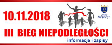 Bieg Niepodległości 2018