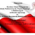 """XXV Konkurs recytatorski """"Białobrzeska Jesień Poezji"""""""