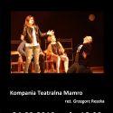 "Spektakl ""Eksperyment"" Kompanii Teatralnej Mamro"