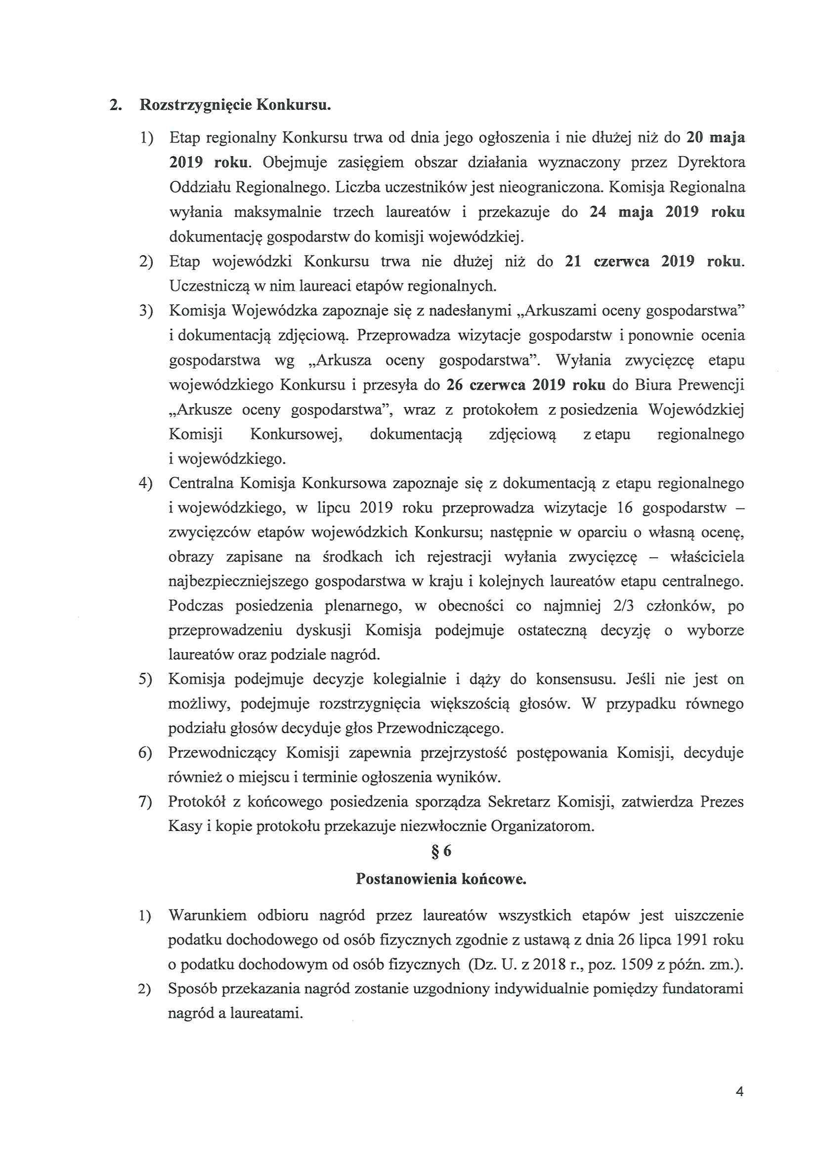 1. Regulamin XVII Konkursu BGR 2019-04