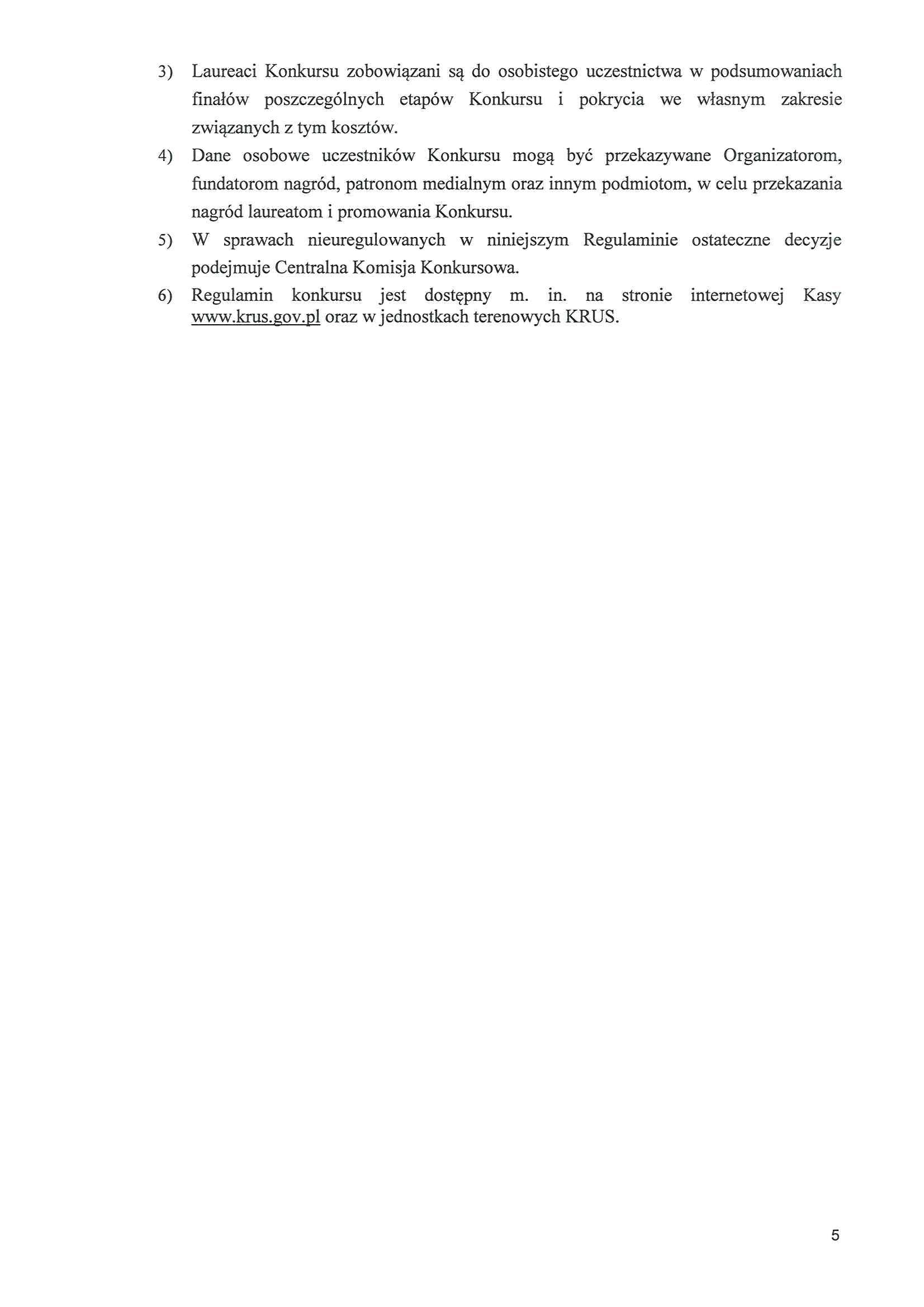 1. Regulamin XVII Konkursu BGR 2019-05