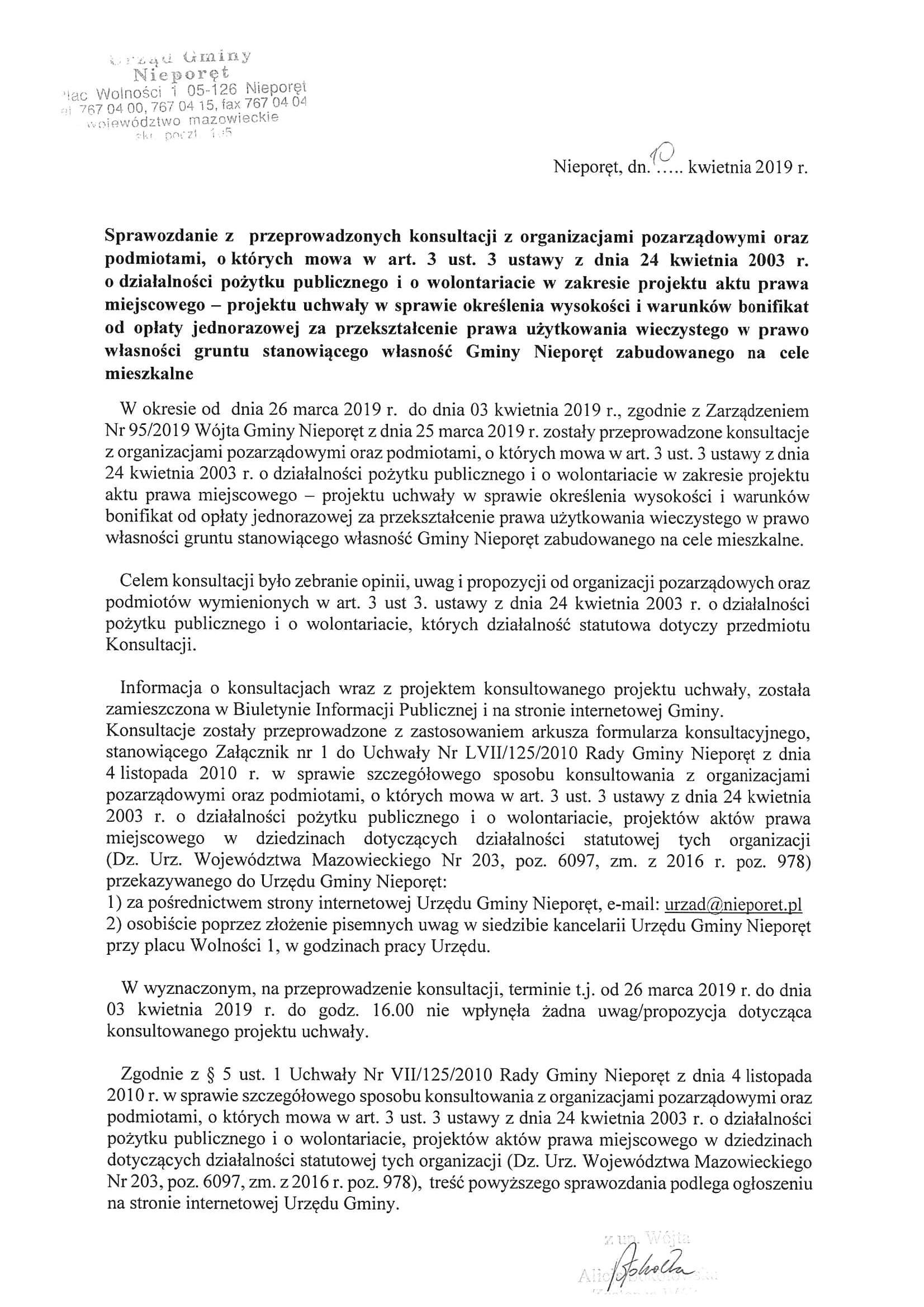 sprawozdanie bonifikata-1