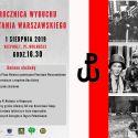 75.rocznica wybuchu Powstania Warszawskiego